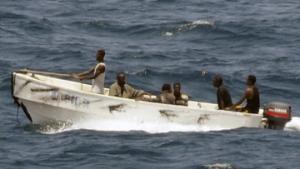 Новая добыча сомалийских пиратов