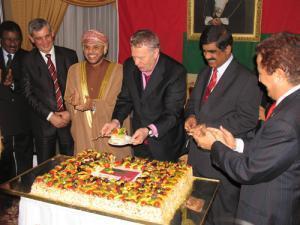 Султан Омана сделал ценный подарок российским мусульманам