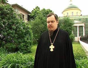 Заместитель главы отдела внешних церковных связей Московского патриархата Всеволод Чаплин