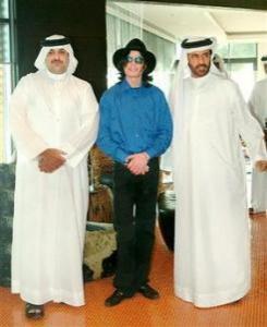 Сын короля Бахрейна судится с Майклом Джексоном