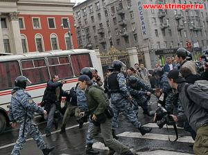 Извращенцев в столице не любит ни народ, ни милиция
