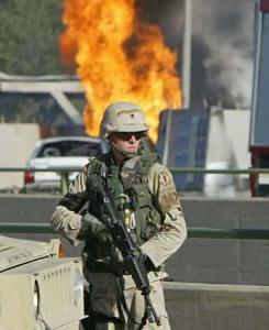 Американский дезертир стыдится того, что делал в Ираке