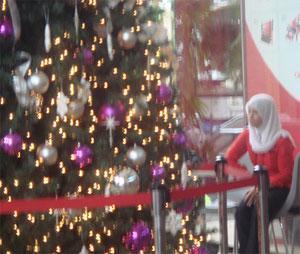 """Мусульмане недовольны запретом """"Рождества"""" в Британии"""