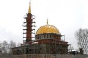 Марафоном по строительству мечети