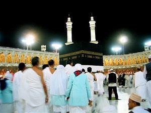 В Саудовской Аравии все готово к началу хаджа
