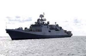 Потопленное индийским фрегатом судно оказалось не пиратским