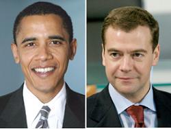 Медведев и Обама договорились о скорой встрече
