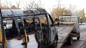 Взрыв маршрутки во Владикавказе унес жизни шести человек