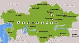 Новые приоритеты внешней политики Казахстана