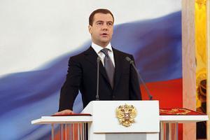 Медведев намерен контролировать поведение США в экономической сфере