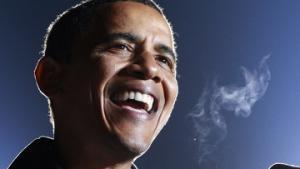Обама – первый темнокожий президент США