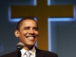 Первый афроамериканский президент США Барак Обама