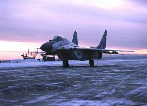 МиГ-29 - один из лучших реактивных истребителей четвертого поколения