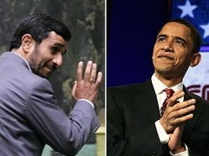Ахмадинежад поздравил Обаму с победой на президентских выборах