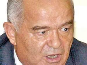Каримов разворачивается в сторону Запада