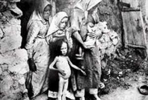 Медведев: голодомор не был целенаправленным геноцидом украинцев