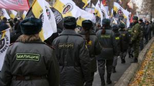 """""""Русский марш"""" прошел без эксцессов"""