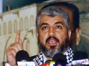Глава политбюро ХАМАС Халед Машааль