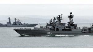 Корабли ВМФ России не искоренят пиратство в Сомали