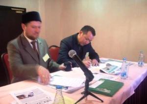 Мусульмане России и Казахстана подписали соглашение о сотрудничестве