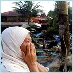 В результате землетрясения в Индонезии погибли люди