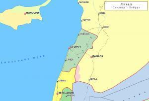 Ливан может рассмотреть вопрос о признании Южной Осетии и Абхазии
