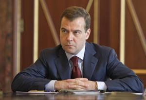 Медведев выделит на борьбу с кризисом 5 триллионов рублей
