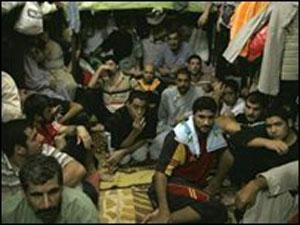 Би-Би-Си: иракские заключенные содержатся в нечеловеческих условиях