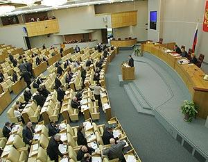 Госдума одобрила законопроект об увеличении сроков полномочий президента
