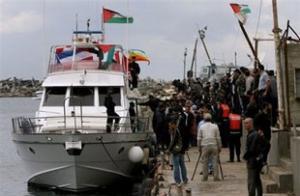 Депутаты иорданского парламента намерены прорвать блокаду Газы морским путем