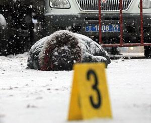 В центре Москвы расстрелян сотрудник отдела по борьбе с налоговыми преступлениями