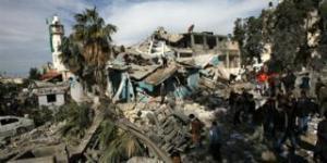 Палестинцы нанесли ответный удар по израильской территории