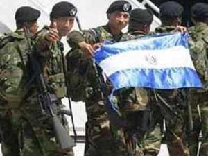Сальвадор в начале 2009 года намерен вывести войска из Ирака