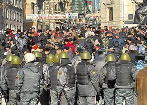 По России прокатилась волна протестов против повышения пошлин на ввозимые иномарки
