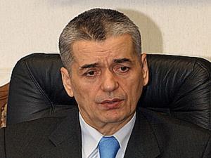 Геннадий Онищенко: Эпидемия гриппа в России начнется в конце января 2009 года