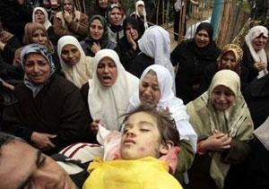 Жители Газы об израильских бомбардировках: мир увидел реальное лицо террора