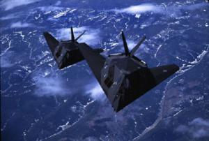В Иране сконструировали самолет-невидимку