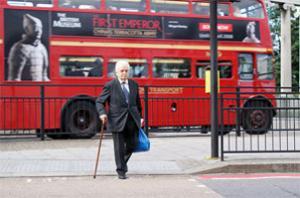 Independent: Великобритания становится нацией пенсионеров