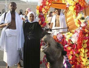 Мусульмане всего мира отмечают праздник жертвоприношения