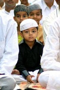 В день Арафата проявите милость к детям!