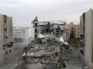Израильская авиация нанесла новые удары по сектору Газа. Есть жертвы