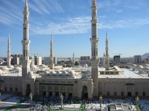 В январе 2009 года начнутся работы по реконструкции Мечети Пророка в Медине