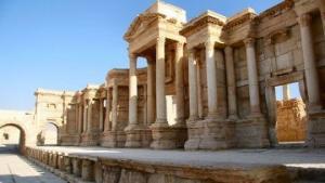 В Сирии найдена уникальная гробница