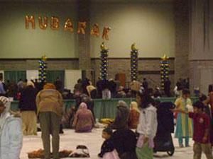 Американские мусульмане вынуждены отмечать праздники на работе