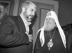 ХАМАС соболезнует в связи с кончиной Алексия II
