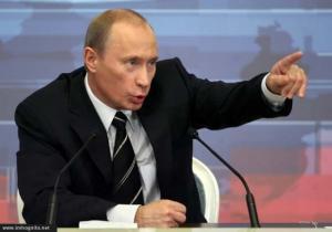 """Путин поручил правоохранительным органам """"привести в чувство"""" националистов"""
