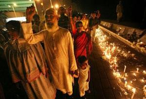Индийский парламентарий: жертвами трагедии в Мумбаи  стали 80 индийских мусульман