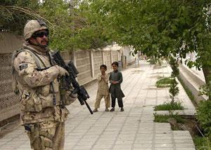 Губернатором афганской провинции Кандагар назначен канадец