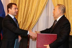 РФ и Казахстан договорились развивать стратегическое партнерство