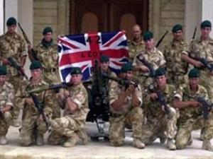 Британия выведет войска из Ирака в марте 2009 года